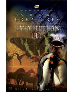 Incredible Creatures That Defy Evolution III (DVD)