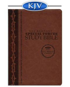 Remnant Study Bible KJV (Special Forces Brown) KING JAMES VERSION