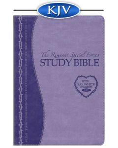 Remnant Study Bible KJV (Special Forces Lavender) KING JAMES VERSION
