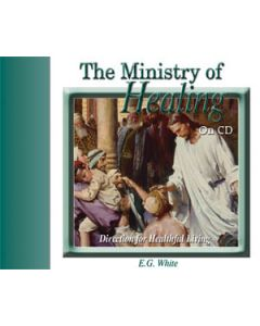 Ministry of Healing Audio CD