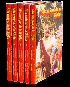 Mis Amigos de la Biblia - 5 Vols
