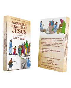 Parables and Miracles of Jesus (Card Game)