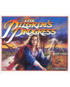 Pilgrim's Progress 2 Christiana Audio Book CD