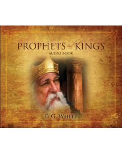 Prophets and Kings on MP3 (2 MP3 discs)