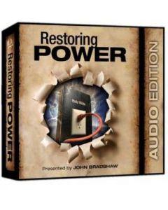 Restoring Power Audio CD Set