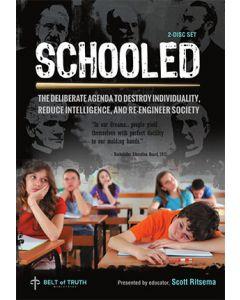 Schooled, 2-DVD set
