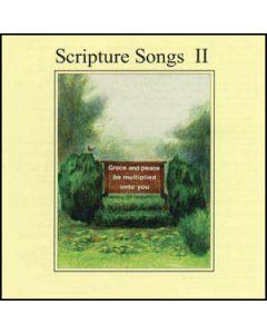 Scripture Songs II (Music CD)