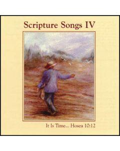 Scripture Songs IV (Music CD)