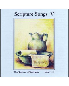 Scripture Songs V (Music CD)