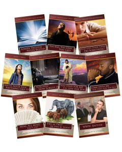 Studying with a Purpose: Bible Studies 10 vol. set