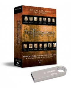 Testimonies for the Church vol 1-9 Audio Book MP3 on USB Flash Drive