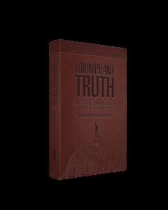 Triumphant Truth Devotional (Leathersoft)
